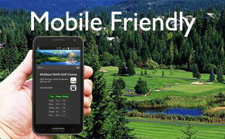 Mobile Golf Handicap