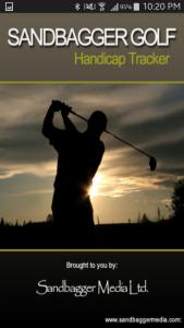 The Sandbagger Golf App